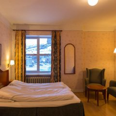 Отель Oppdal Turisthotell комната для гостей фото 2
