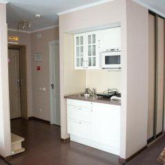Гостиница Ажурный 3* Улучшенная студия с разными типами кроватей фото 4