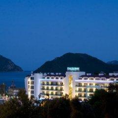 Casa De Maris Spa & Resort Hotel - All Inclusive Мармарис вид на фасад