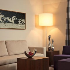 Estrel Hotel Berlin 4* Люкс с различными типами кроватей фото 2