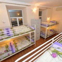 Хостел Абрикос Кровать в женском общем номере с двухъярусными кроватями фото 15