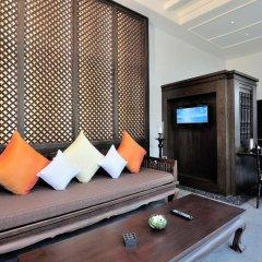 Отель Malisa Villa Suites 5* Вилла с различными типами кроватей фото 7