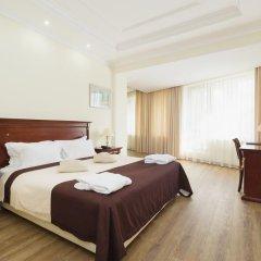 Гостиница Звёздный WELNESS & SPA Апартаменты с двуспальной кроватью фото 17