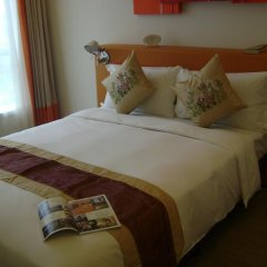 Отель Citadines Central Xi'an Студия с различными типами кроватей фото 2