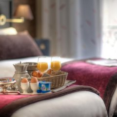 Best Western Hotel de Madrid Nice 4* Стандартный номер с различными типами кроватей фото 3