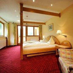 Отель Sunny Австрия, Хохгургль - отзывы, цены и фото номеров - забронировать отель Sunny онлайн комната для гостей фото 3