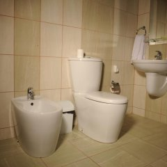 Гостиница Гостинично-оздоровительный комплекс Живая вода 4* Стандартный номер 2 отдельными кровати фото 4