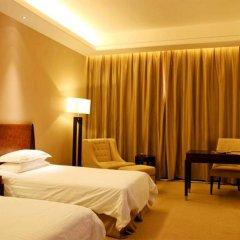 Jinjiang Nanjing Hotel 4* Номер Делюкс разные типы кроватей фото 2