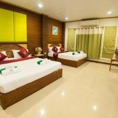 Отель The Green Beach Resort 3* Люкс с различными типами кроватей фото 4