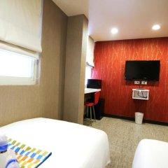 Отель Ximen Taipei DreamHouse 2* Стандартный номер с 2 отдельными кроватями фото 8