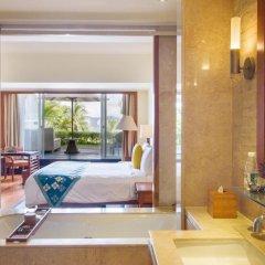 Отель Mandarin Oriental Sanya 5* Номер Делюкс с видом на сад фото 4