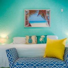 Отель Studio Suite At Marina Cabo Plaza Мексика, Золотая зона Марина - отзывы, цены и фото номеров - забронировать отель Studio Suite At Marina Cabo Plaza онлайн комната для гостей фото 4