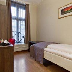 Отель Karl Johan Hotell 3* Стандартный номер с различными типами кроватей фото 2