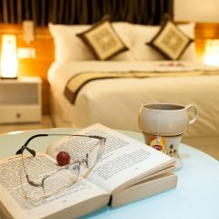 Acacia Saigon Hotel 3* Стандартный номер с различными типами кроватей фото 6