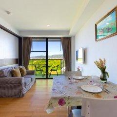 Отель Rocco Huahin Condominium Студия с различными типами кроватей фото 9