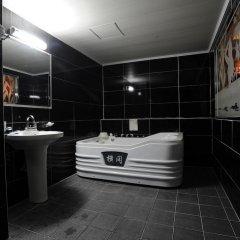 Отель Top Motel Daegu Южная Корея, Тэгу - отзывы, цены и фото номеров - забронировать отель Top Motel Daegu онлайн ванная фото 2