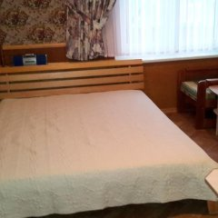 Parus Boutique Hotel 3* Стандартный номер с двуспальной кроватью фото 6