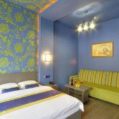 Гостиница KievInn 2* Стандартный номер с различными типами кроватей фото 3