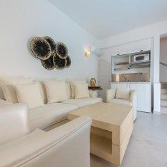 Отель Santorini Secret Suites & Spa 5* Вилла Junior с различными типами кроватей фото 2