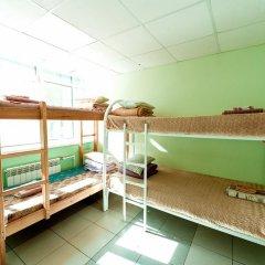 NOMADS hostel & apartments Кровать в общем номере с двухъярусной кроватью фото 6