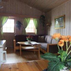Отель Bø Camping og Hytter интерьер отеля