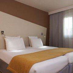 Hotel Mercure Paris Le Bourget 4* Стандартный номер с различными типами кроватей фото 3