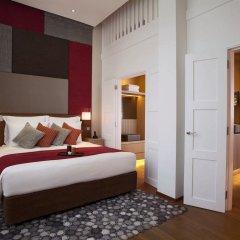 Отель Le Méridien Singapore, Sentosa комната для гостей фото 4