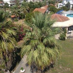 Faliro Hotel балкон
