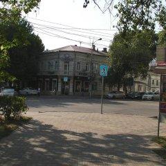 Гостиница Суворов парковка