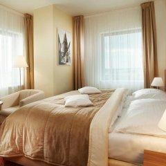 Clarion Congress Hotel Ceske Budejovice 4* Улучшенный номер с различными типами кроватей фото 4