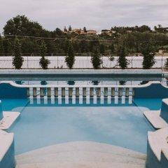 Отель Il Pettirosso B&B бассейн