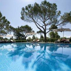 Отель Beau-Rivage Palace 5* Улучшенный номер с различными типами кроватей фото 7