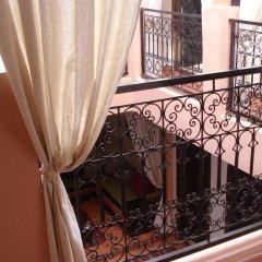 Отель Riad De La Semaine балкон