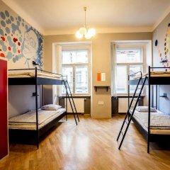 Ahoy! Hostel Кровать в общем номере с двухъярусной кроватью фото 6