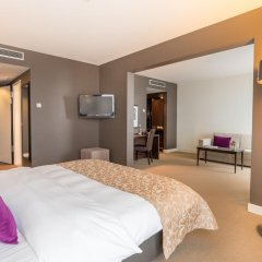 The Rilano Hotel München 4* Стандартный номер с различными типами кроватей фото 4
