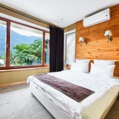 Гостевой дом Резиденция Парк Шале Стандартный номер с различными типами кроватей фото 17