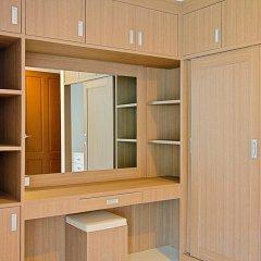 Отель Bangtao Tropical Residence Resort & Spa 4* Студия Делюкс с двуспальной кроватью фото 3