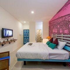 Отель The Pho Thong Phuket комната для гостей
