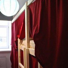 Хостел Фонтанка 22 Кровать в женском общем номере с двухъярусной кроватью фото 11