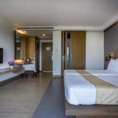 Отель Mercure Koh Samui Beach Resort 4* Улучшенный номер с различными типами кроватей фото 4