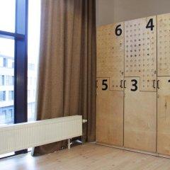 Хостел Netizen Кровать в общем номере двухъярусные кровати фото 10