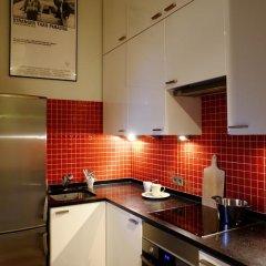 Апартаменты Residence Okolnik Apartments Студия с различными типами кроватей фото 12