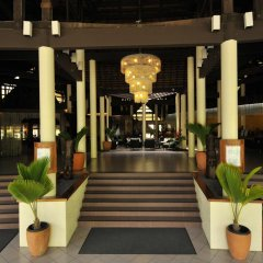 Отель InterContinental Resort and Spa Moorea интерьер отеля