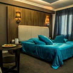 Отель Атлантик 3* Стандартный номер с двуспальной кроватью фото 14