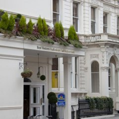 Отель Park Grand Paddington Court 4* Номер Делюкс с различными типами кроватей фото 13