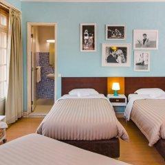 Hotel Leiria Classic - Hostel Номер Эконом разные типы кроватей фото 4