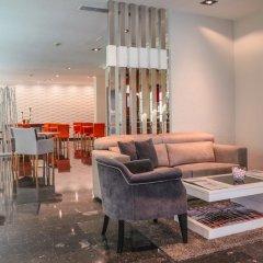 Отель Serrano by Silken Испания, Мадрид - 1 отзыв об отеле, цены и фото номеров - забронировать отель Serrano by Silken онлайн интерьер отеля