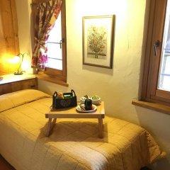 Отель Maison Colombot Италия, Аоста - отзывы, цены и фото номеров - забронировать отель Maison Colombot онлайн комната для гостей фото 2