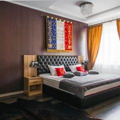Гостиница Кутузов Номер Делюкс с различными типами кроватей фото 6