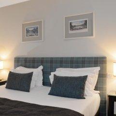 Отель Hôtel Madeleine Plaza 4* Стандартный номер с различными типами кроватей фото 3
